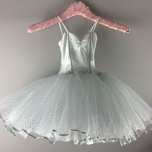 White Angel-Nutcracker Dance Tutu